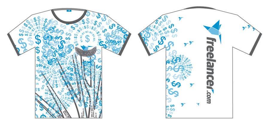 Contest Entry #                                        4773                                      for                                         T-shirt Design Contest for Freelancer.com