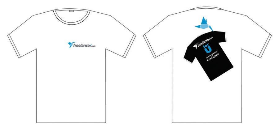 Contest Entry #                                        4331                                      for                                         T-shirt Design Contest for Freelancer.com