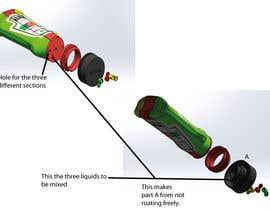 nº 5 pour Do some 3D Modelling for a new product design par PureMechatronics