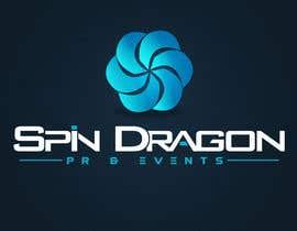 #25 for Design a Logo for SPIN DRAGON af davay