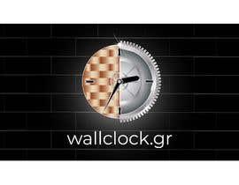 #96 for Design Logo for Wall Clock Eshop af giomenot