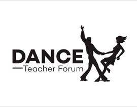#15 for Dance Teacher Forum logo af yunitasarike1