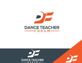 #13 for Dance Teacher Forum logo af RupokMajumder