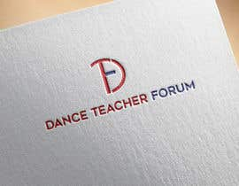 #25 for Dance Teacher Forum logo af antoradhikary247