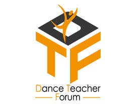 #55 for Dance Teacher Forum logo af mdh05942