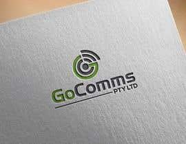Nro 53 kilpailuun Comms Company Logo käyttäjältä blackbee440