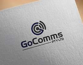 Nro 55 kilpailuun Comms Company Logo käyttäjältä blackbee440