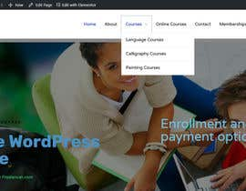 nº 27 pour College Wordpress Website - Enrolment and payment plugin par debanjan999