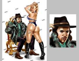 #7 for Caricatures af Bomak