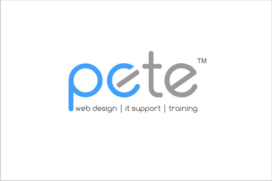 #400 for pc pete - IT services company needs a new logo by coreYes