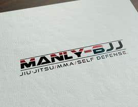 #26 für logo for JIU-JITSU club. von NeriDesign