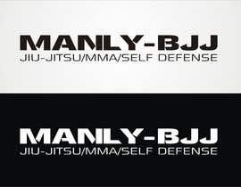 #14 für logo for JIU-JITSU club. von djamalidin