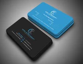 Nro 57 kilpailuun Build me a Business Card käyttäjältä abdulmonayem85