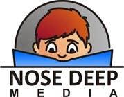 Contest Entry #22 for Logo Design for eBook company Nose Deep Media