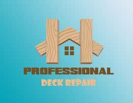 #115 para Professional Deck Repair logo de tania2008