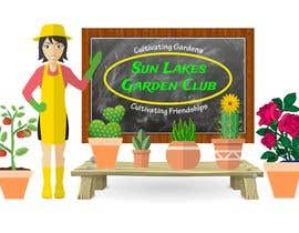 #7 for CREATE A FUN SIGN FOR MY GARDEN CLUB. af Dogwalker