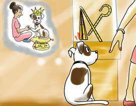 #3 untuk Border Collier Cartoon oleh jasongcorre