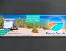 Nro 10 kilpailuun Design a Magazine Advertisement for a Caravan Park käyttäjältä SamanthaJenine