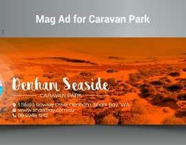 Nro 9 kilpailuun Design a Magazine Advertisement for a Caravan Park käyttäjältä DezineGeek
