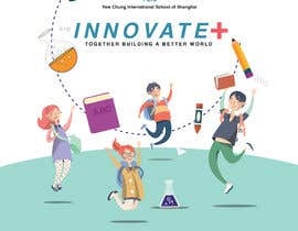 "#14 para Design a graphic for our new ""Innovate+"" programme for posters, flyers and booklets de akshaykp55"