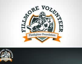 #75 dla Logo Design for Fillmore Volunteer Firefighter Foundation przez taks0not