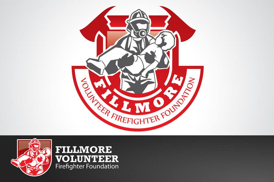 Konkurrenceindlæg #58 for Logo Design for Fillmore Volunteer Firefighter Foundation