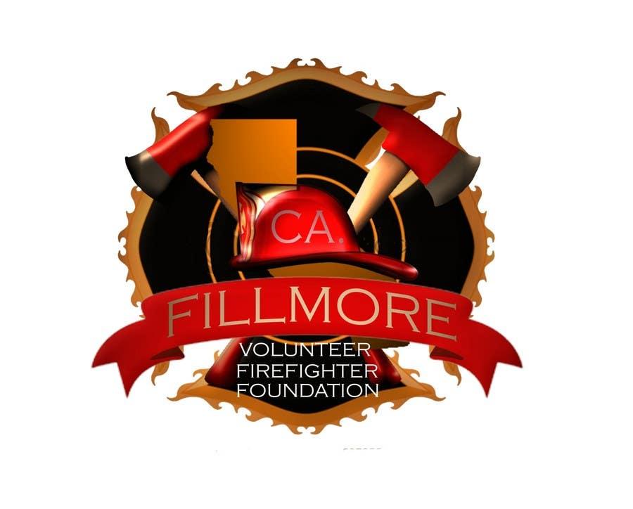 Contest Entry #                                        64                                      for                                         Logo Design for Fillmore Volunteer Firefighter Foundation