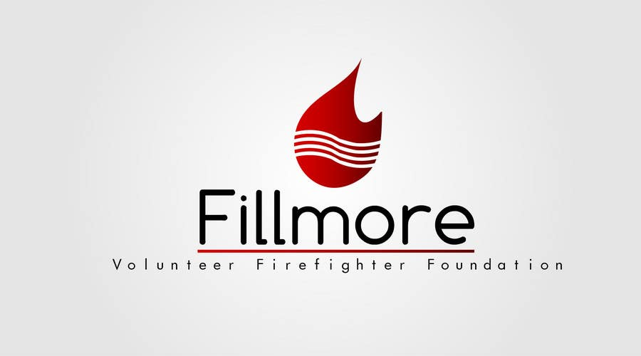 Konkurrenceindlæg #87 for Logo Design for Fillmore Volunteer Firefighter Foundation
