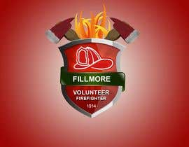 #31 dla Logo Design for Fillmore Volunteer Firefighter Foundation przez dwdcom