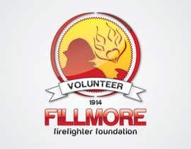 nº 111 pour Logo Design for Fillmore Volunteer Firefighter Foundation par elchief84