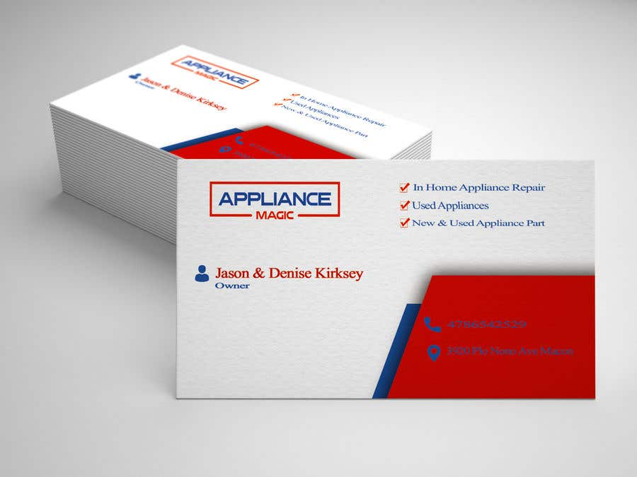 Entry 184 By Graphichunters06 For Business Card Layout
