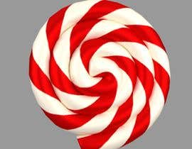 #7 for I need a 3D design ONLY of a candy swirl lollipop by TigerStudio