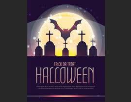 Nro 11 kilpailuun Design a Flyer for Halloween Sponsorships käyttäjältä jubayerkhanab