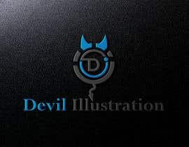 nº 3 pour Devil Illustration par imshamimhossain0