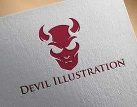 nº 10 pour Devil Illustration par imshamimhossain0