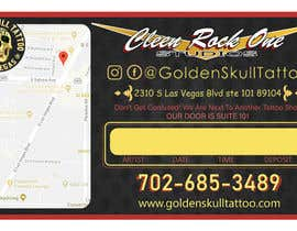 #33 for Create business card out of reference. by Jobair6500