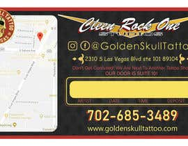 #34 for Create business card out of reference. by Jobair6500