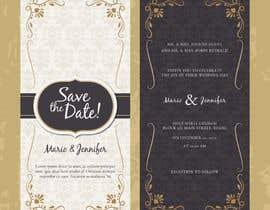 #37 pёr Wedding Invitation nga SURESHKATRIYA