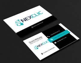 Nro 142 kilpailuun Design a business card for our marketing company käyttäjältä pixelbd24