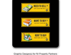 nº 33 pour Graphic Design(s) for NI Property Partners par McFOX