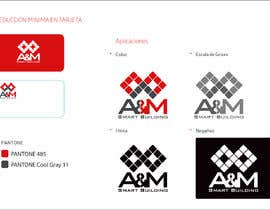 #9 para Guideline Marca A&M Smart Building SPA de martinaronis