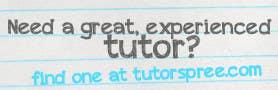 Proposta in Concorso #                                        2                                      per                                         Banner Ad Design for www.tutorspree.com