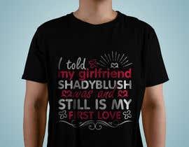 Nro 15 kilpailuun Design a T-Shirt käyttäjältä pialandrow