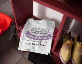Nro 4 kilpailuun Design a T-Shirt käyttäjältä zwarriorx69