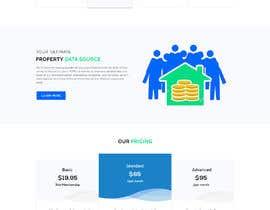 Nro 52 kilpailuun Design a Website Mockup - Great Rough Draft/Content Ready! käyttäjältä yasirmehmood490