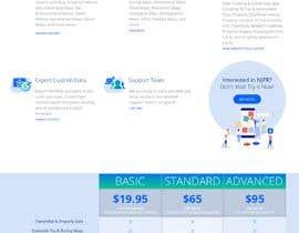 Nro 61 kilpailuun Design a Website Mockup - Great Rough Draft/Content Ready! käyttäjältä vtykhonov