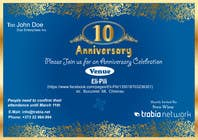 Photography Contest Entry #101 for Corporate Party Invitation Design for 10th anniversary