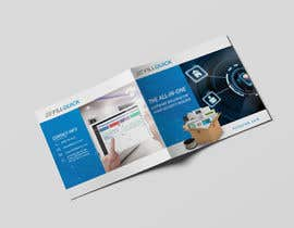 #37 for Design a company brochure PSD 8X8 by lookandfeel2016