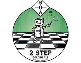 #13 untuk Create a label for a beer bottle based on customers design oleh asaduzaman