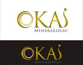 #336 para Logo Design for Kai Mineralogy por abd786vw